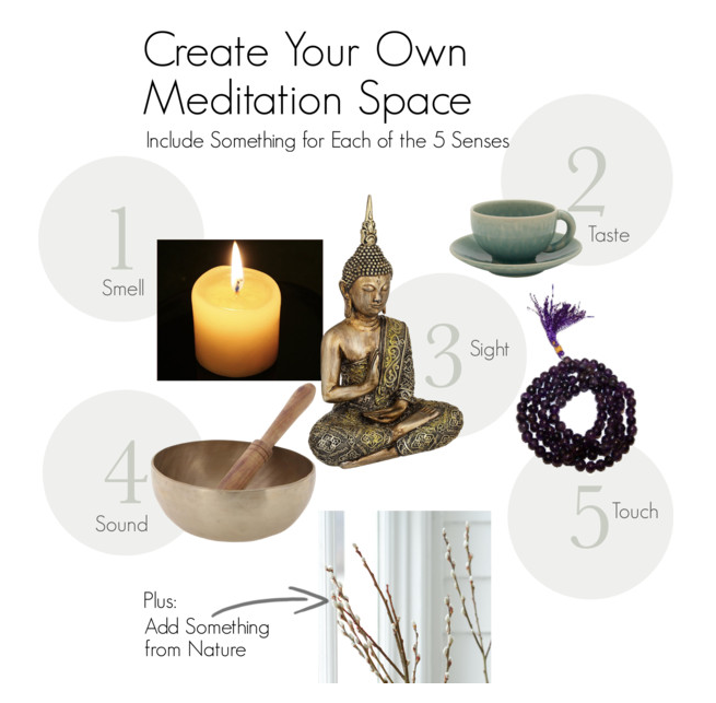 Creating Your Own Meditation Space