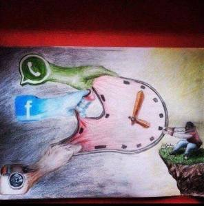 Picture-on-How-mobile-and-internet-is-stealing-away-our-time-and-life